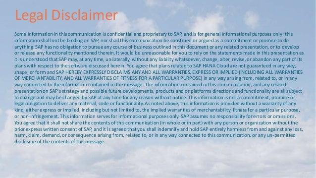 SAP HANA Cloud Platform - SuccessFactors Extensions Slide 3