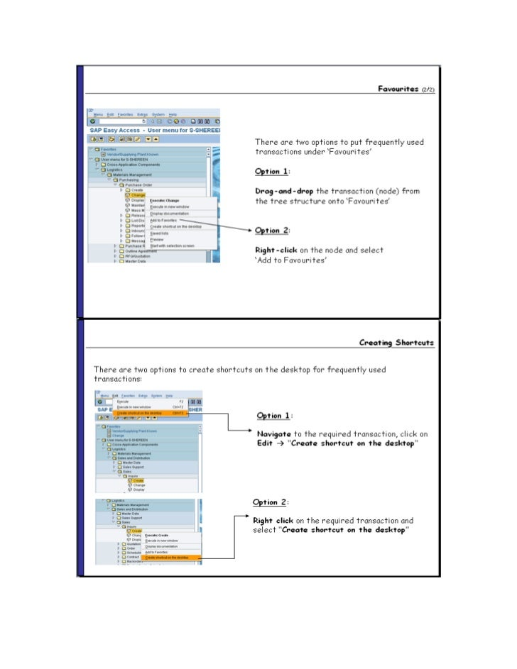 sap hr training material pdf