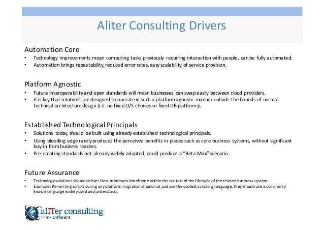 Automation  Core • Technology  improvements  mean  computing  tasks  previously  requiring  interaction  ...