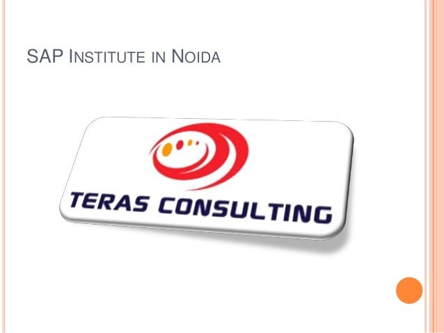 SAP INSTITUTE IN NOIDA