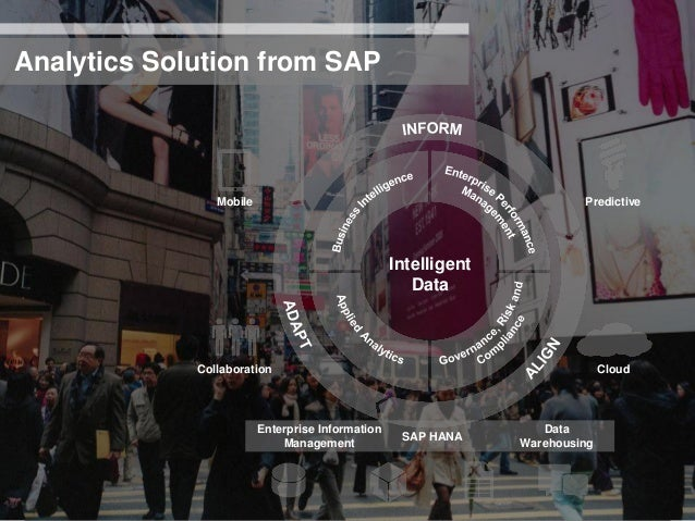 Analytics Solution from SAP                                          Mobile                                               ...