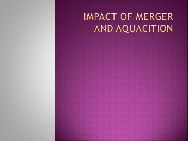 effects of merger Portfolio effects and merger control: full-line forcing as an entry-deterrence  strategy thibaud verge university of southampton october 2003 abstract.