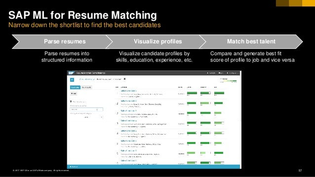 resume matching software image collections resume format examples 2018