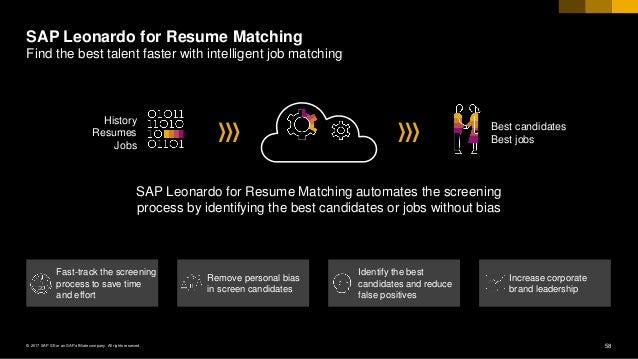 sap machine learning presentation