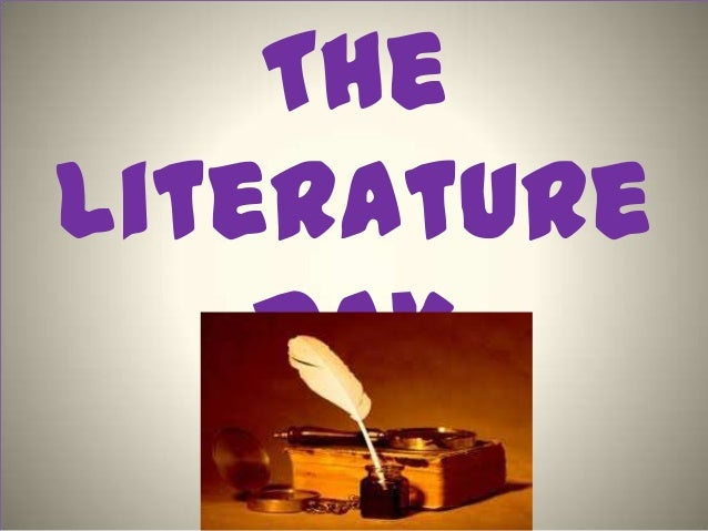 The Literature Day