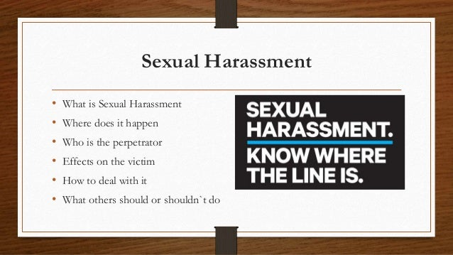 Is cursing at work harassment sexual harassment