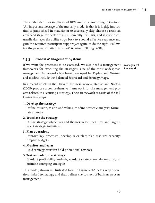 business process management case study essay According to the case study, the current business processes of cullen creative cooking pty ltd (ccc) is problematic as the business is experiencing declining sales and reducing profits  business process management essay business process management (bpm) is a  business process management works by involving a significant change in.