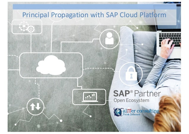 Principal  Propagation  with  SAP  Cloud  Platform