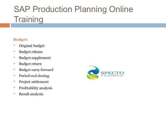 ERP Scholars National Awarded institute, Best SAP Training ...