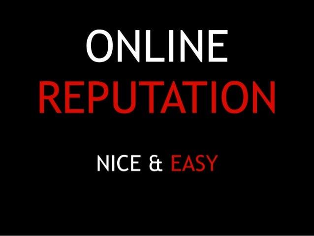 Sarajevo PR open - Online reputation