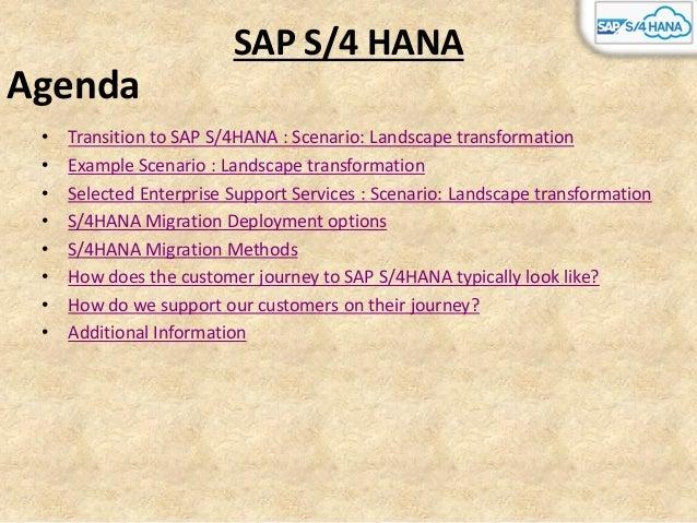 Sap S/4 HANA New Implementation Slide 3