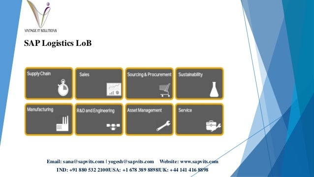 sap s4 hana training material pdf