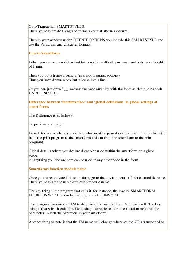 Sap sapscripts tips and tricks – Change of Address Printable Form