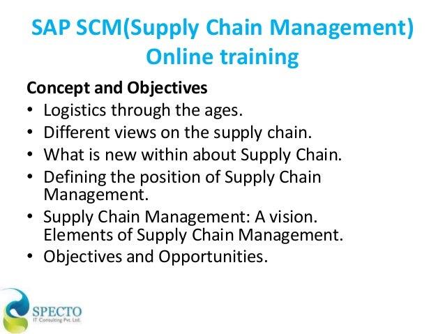 sap scm supply chain management online training in uk. Black Bedroom Furniture Sets. Home Design Ideas