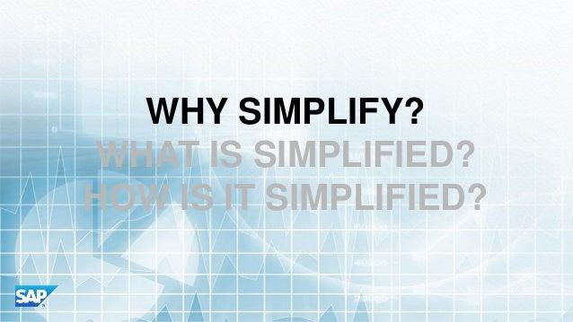 Sap simple finance by Keval Shah Slide 3