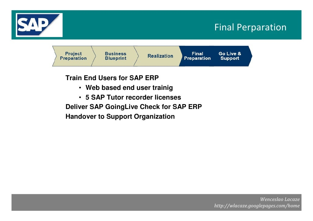 SAP TUTOR RECORDER