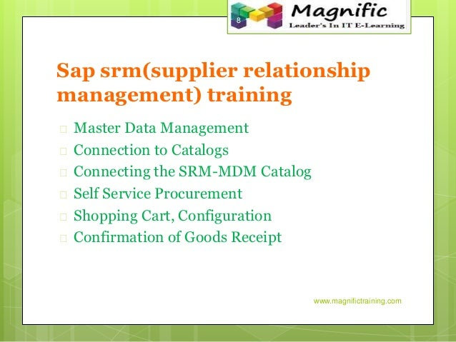 vendee vendor relationship manager
