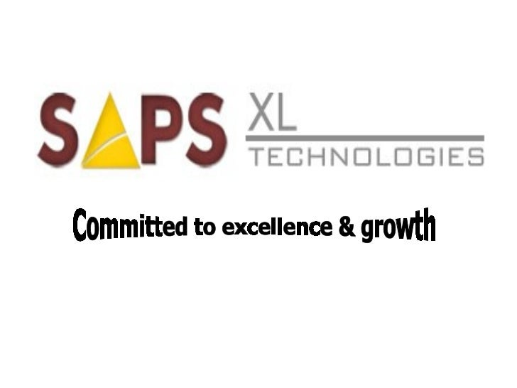 Committed to excellence & growth