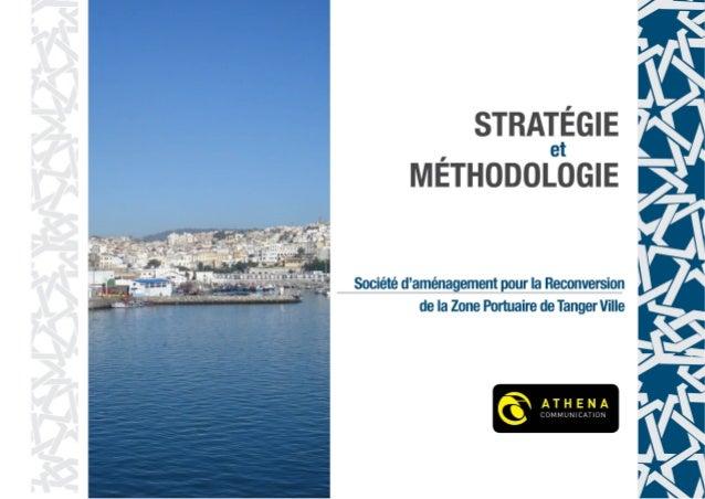 SAPT mène le grand projet de reconversion du portde Tanger villePositionner la ville commeétant une destination ¨Phare dut...