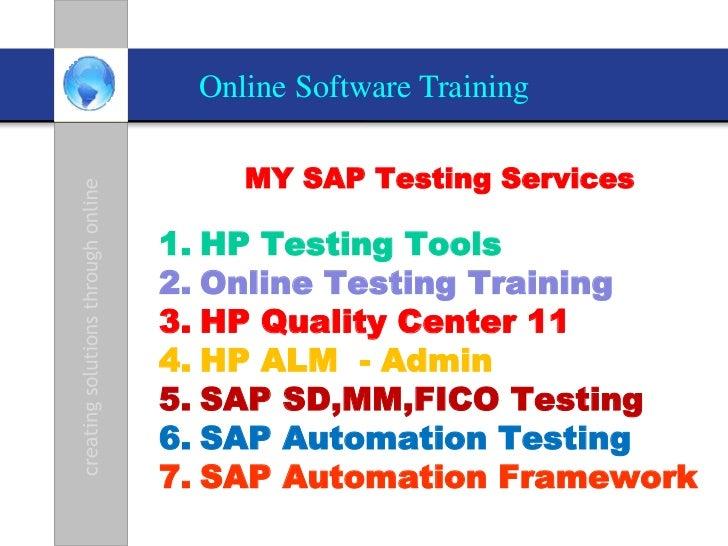 sap tao 2 0 material rh slideshare net SAP for Beginners SAP Online Training