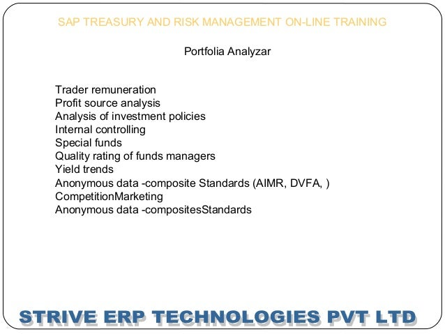 sap funds management end user training manual