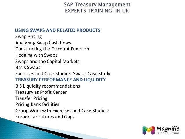 sap treasury and risk management Solution overview presentation - sap treasury and risk management - download as powerpoint presentation (ppt), pdf file (pdf), text file (txt) or view presentation.