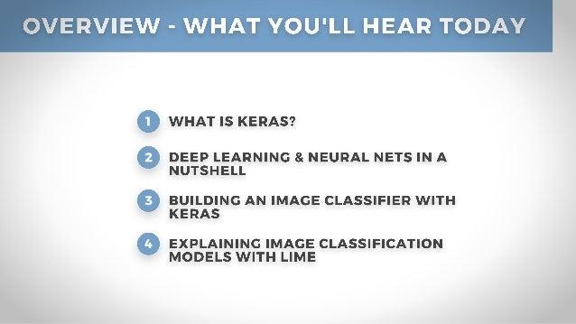 SAP webinar: Explaining Keras Image Classification Models with LIME Slide 3