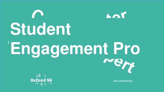 @SarahMBradley Hi, I'm Sarah. Student Engagement Pro