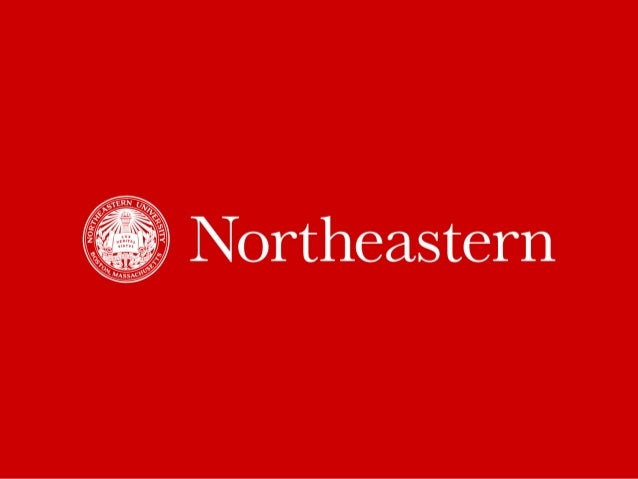 Sarah Klionsky Cooperative Education Coordinator Northeastern University College of Science s.klionsky@neu.edu The Role of...