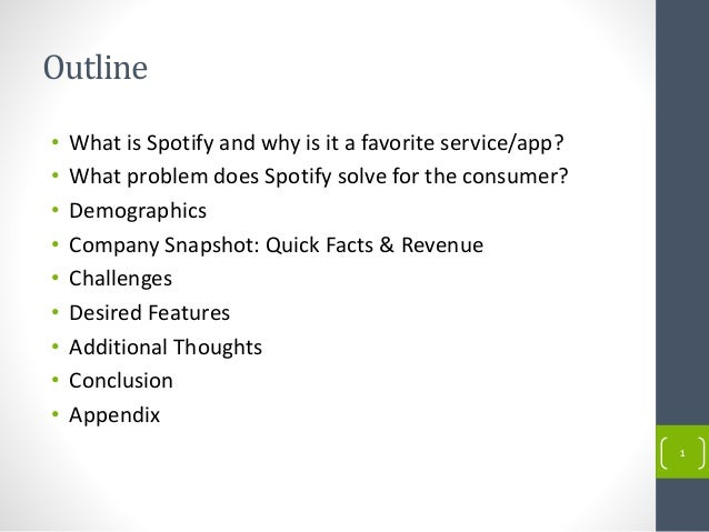 Analysis of Spotify & New Feature Ideas