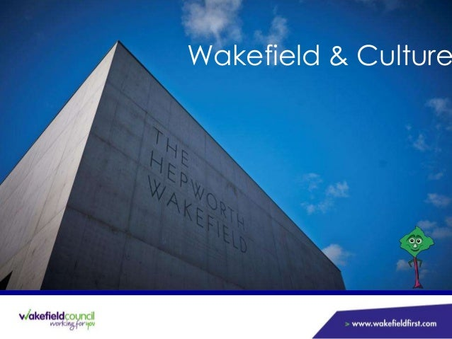 Photo: The Hepworth Gallery Wakefield & Culture