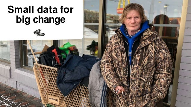 Small data for big change