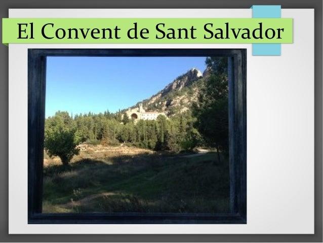 El Convent de Sant Salvador