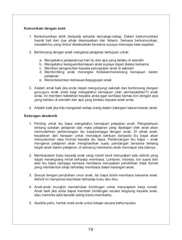 20Beberapa Contoh Amalan Terbaik1. Menyediakan suasana pembelajaran di rumaha. SK Ulu Lubai, Limbang, SarawakCabaran: Muri...