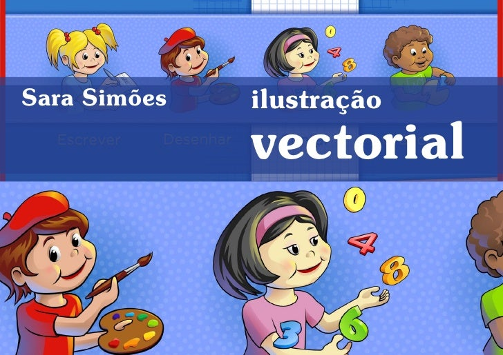 Sara Simões   ilustração               vectorial