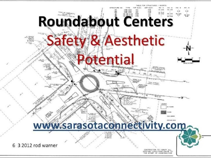 Roundabout Centers Signature Potential