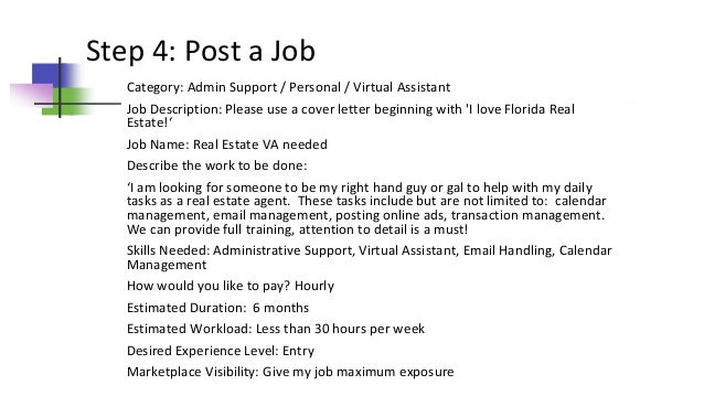 20 - Real Virtual Assistant Jobs