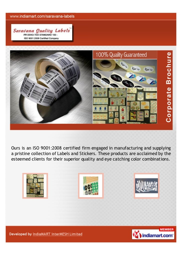 Ours Is An ISO 90012008 Certified Firm Engaged In Manufacturing And Supplyinga Pristine Collection
