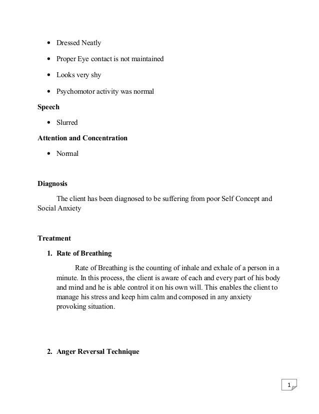 Psychology internship report 36 spiritdancerdesigns Choice Image