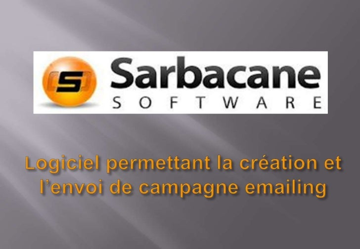 Message (publicitaire ou non) envoyé par mail (en texte ou HTML) à de nombreux contacts.               Marketing direct...