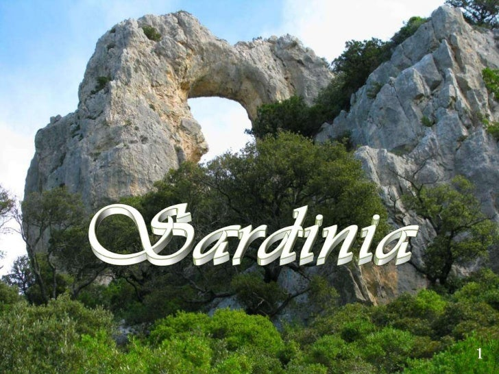 Sardinia<br />1<br />