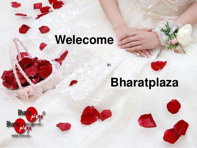 Welecome Bharatplaza in