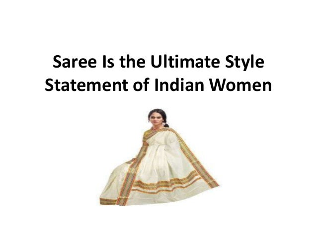 Saree Is the Ultimate Style Statement of Indian Women