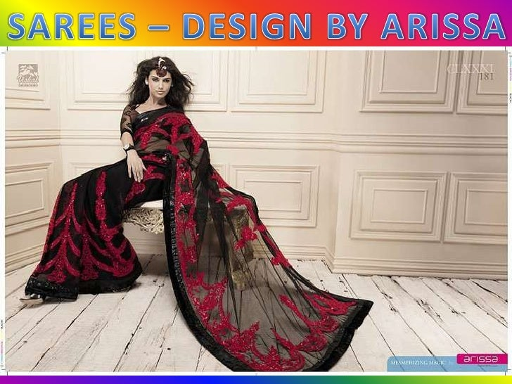 SAREES – DESIGN BY ARISSA<br />