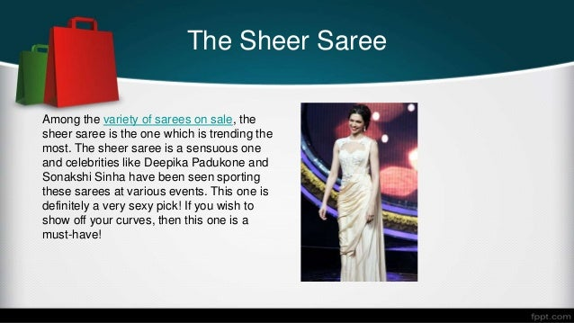 Designer Sarees on sale Slide 3