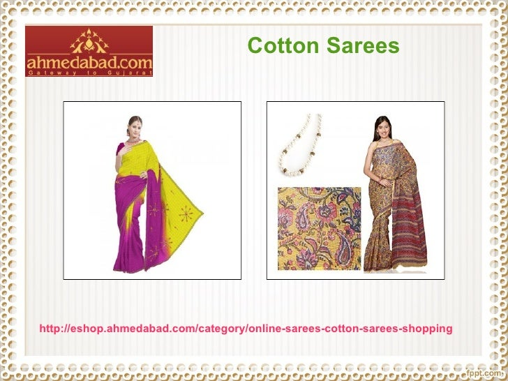 Saree shops in ahmedabad online