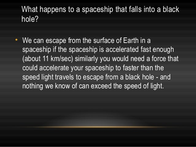 How have we existed so long if black holes are so dangerous?  • The answer is : 1. Great distances between the stars . 2. ...