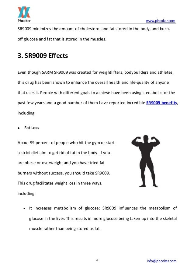 Sarm supplements in top 10 sr9009 (1379686 30-2)