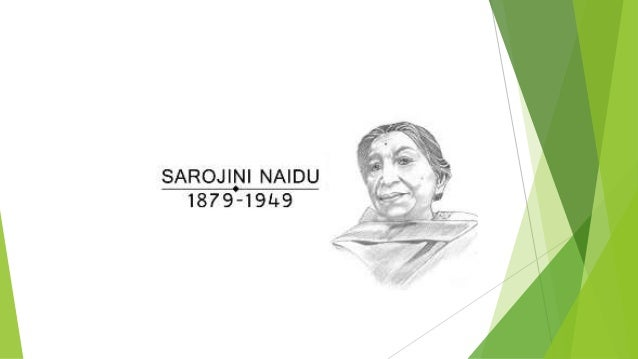 sarojini naidus role in freedom strruggle Tag: sarojini naidu's birth anniversary  sarojini naidu (13 february 1879 – 2 march 1949) was a freedom fighter and .