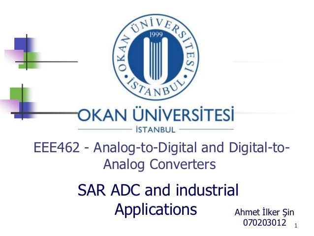 sar adc master thesis